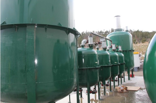 Vent Methane and CO2 Recovery Unit